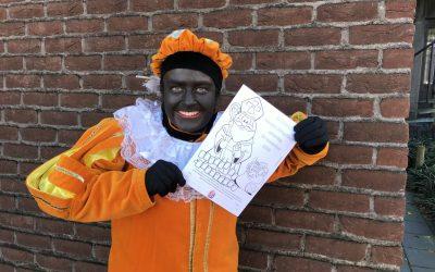 Piet is de Chocoladeletters kwijt